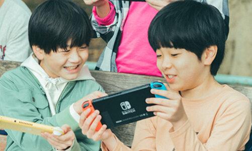 スイッチでダウンロード購入したゲームを2台同時に遊ぶ方法